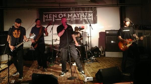 Rockig: MEN OF MAYHEM