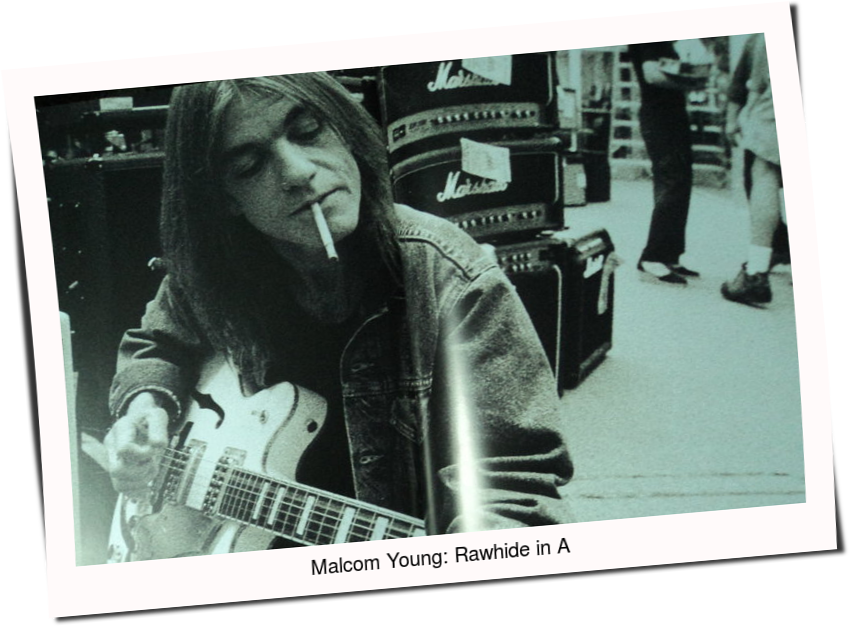 Malcom Young - 1953-2017