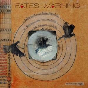 FATES WARNING - Theories Of Flight (2016)